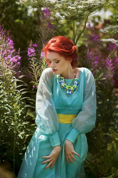 Fantasy and beauty - Kate Ri